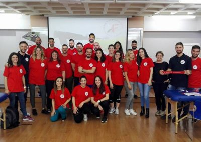2nd Kinetic Flossing Course Athens-Greece, May 2017