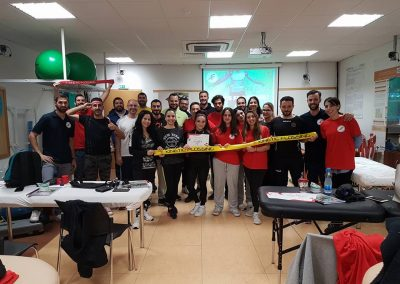 Kinetic Flossing Course Cyprus, November 2017