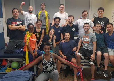 Kinetic Flossing Course New York, September 2018