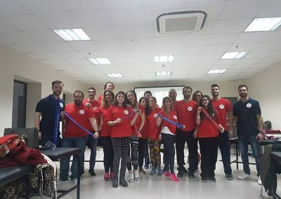 Kinetic Flossing Course Thessaloniki-Greece, January 2018